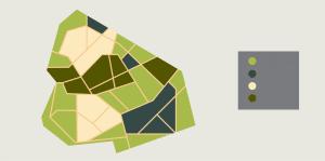 Karte Felder