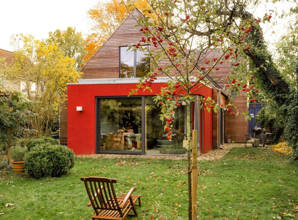 Umbau Siedlungshaus